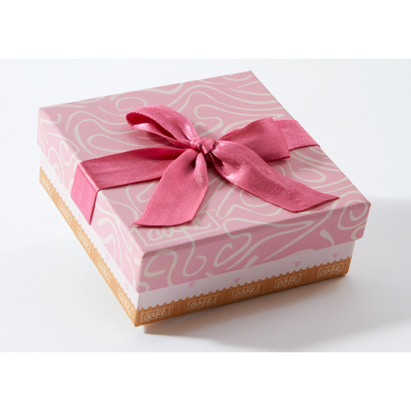 Rosa Verpackung Aus Pappe Papier Schachtel Keksedongguan